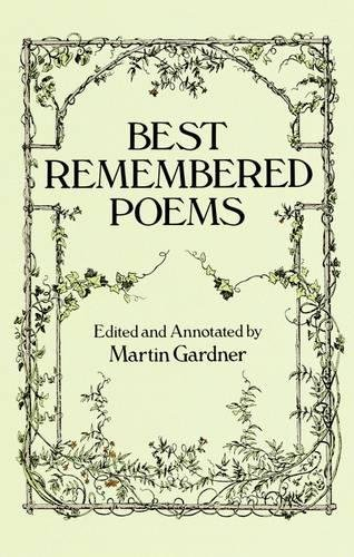 9780486271651: Best Remembered Poems