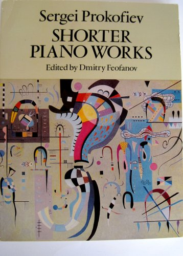 9780486271668: Shorter Piano Works