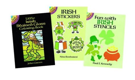 9780486271927: Irish Fun Set