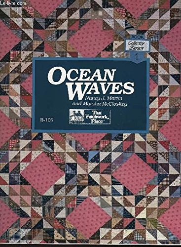 Ocean Waves (Book Collectors Series, No 1) (0486272001) by Nancy J. Martin; Marsha McCloskey