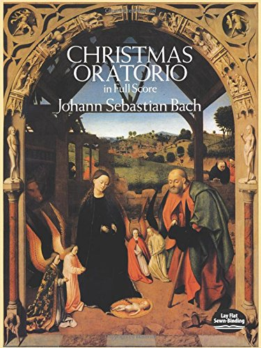 9780486272306: Christmas Oratorio in Full Score (Dover Vocal Scores)