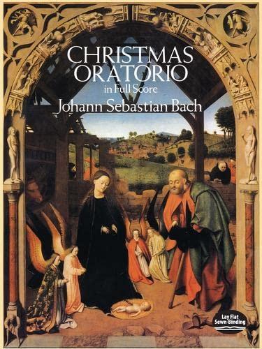 9780486272306: Christmas Oratorio in Full Score