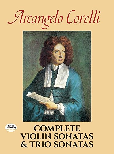 9780486272412: Complete Violin Sonatas and Trio Sonatas (Dover Chamber Music Scores)