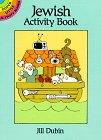 9780486272573: Jewish Activity Book (Dover Little Activity Books)