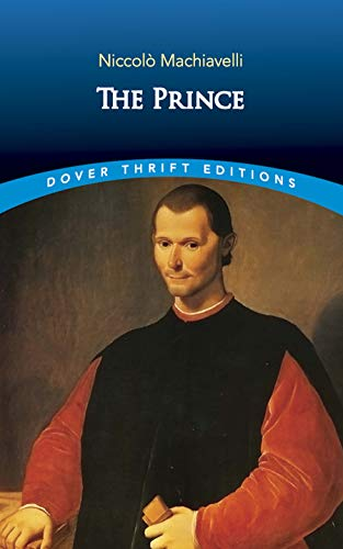 9780486272740: The Prince (Dover Thrift Editions): 8