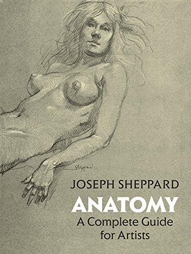 9780486272795: Anatomy: A Complete Guide for Artists (Dover Anatomy for Artists)