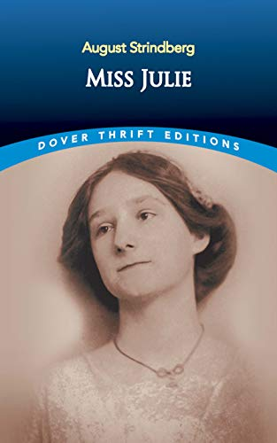 9780486272818: Miss Julie (Dover Thrift Editions)
