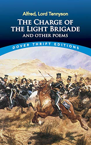 9780486272825: The Charge of the Light Brigade and Other Poems