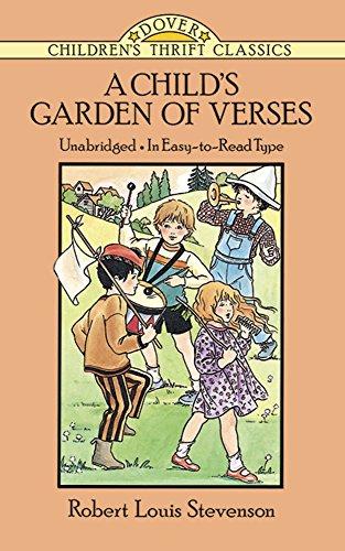 9780486273013: A Child's Garden of Verses (Dover Children's Thrift Classics)