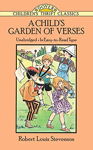 9780486273013: A Child's Garden of Verses (Dover Children's Thrift Classics)