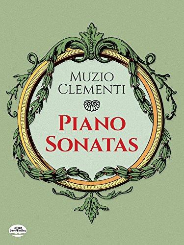 9780486273105: Muzio Clementi: Piano Sonatas (Dover Music for Piano)