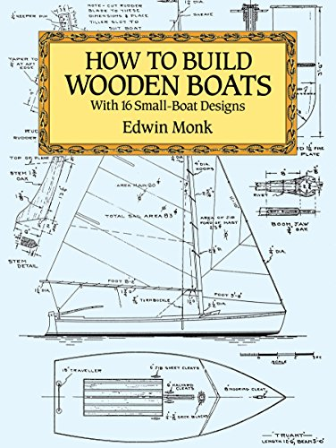 9780486273136: How to Build Wooden Boats: With 16 Small-Boat Designs (Dover Woodworking)