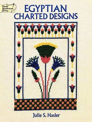9780486273259: Egyptian Charted Designs (Dover Needlework)