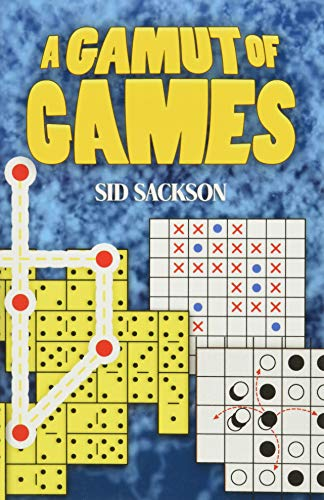 9780486273471: A Gamut of Games
