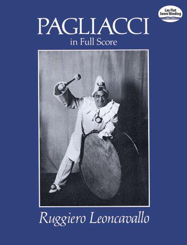 9780486273631: Pagliacci in Full Score (Dover Music Scores)
