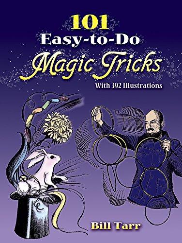 9780486273679: 101 Easy-To-Do Magic Tricks