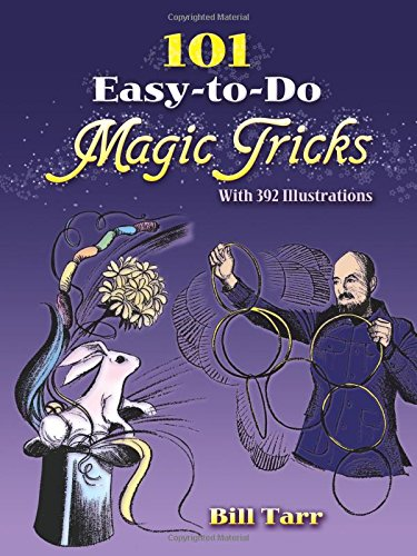 9780486273679: 101 Easy-to-Do Magic Tricks (Dover Magic Books)