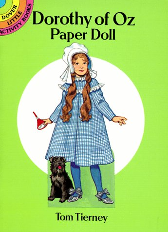 9780486273693: Dorothy of Oz Paper Doll (Dover Little Activity Books)