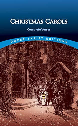Christmas Carols: Complete Verses (Dover Books on Literature & Drama)