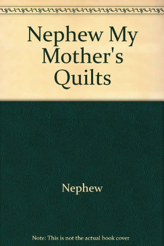 9780486274171: My Mother's Quilts: Designs from the Thirties
