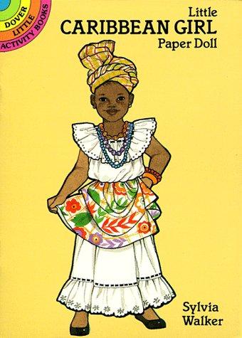 9780486274423: Little Caribbean Girl Paper Doll (Dover Little Activity Books)