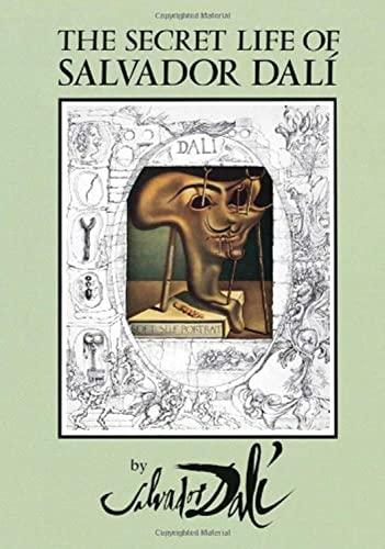 9780486274546: The Secret Life of Salvador Dali (Dover Fine Art, History of Art)