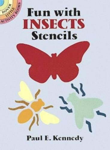 9780486274584: Fun with Insects Stencils (Dover Stencils)