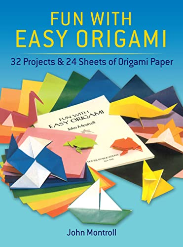 9780486274805: Dover Publications-Fun With Easy Origami (Dover Origami Papercraft)