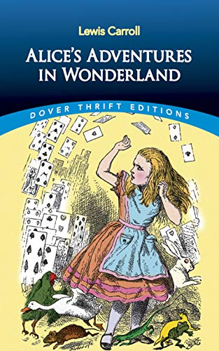 9780486275437: Alice in Wonderland (Dover Thrift Editions)
