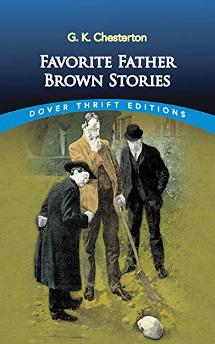 9780486275451: Favorite Father Brown Stories