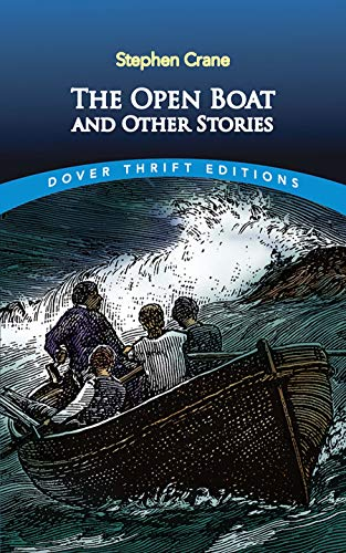 """9780486275475: """"The Open Boat (Dover Thrift Editions)"""