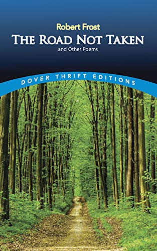 9780486275505: The Road Not Taken and Other Poems (Dover Thrift)