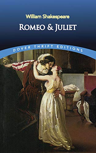 9780486275574: Romeo and Juliet (Dover Thrift Editions)