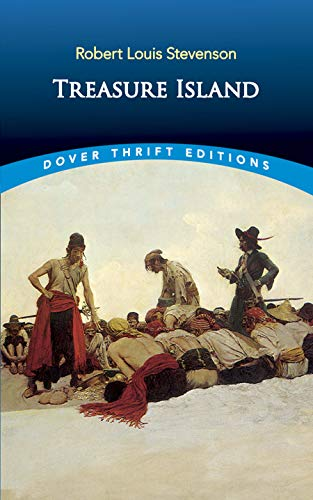9780486275598: Treasure Island (Dover Thrift Editions)