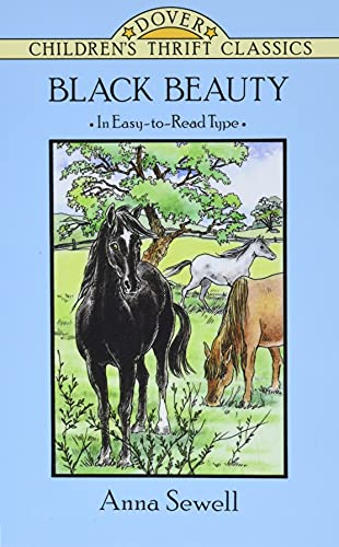9780486275703: Black Beauty (Dover Children's Thrift Classics)