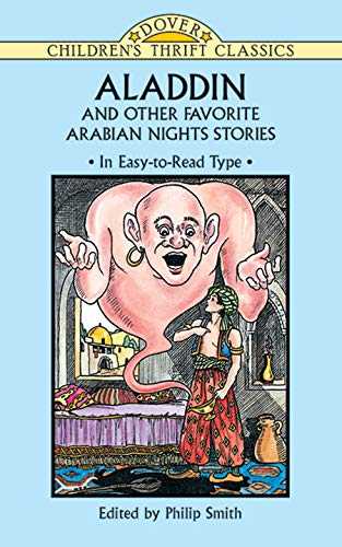 9780486275710: Aladdin and Other Favorite Arabian Nights Stories (Dover Children's Thrift Classics)