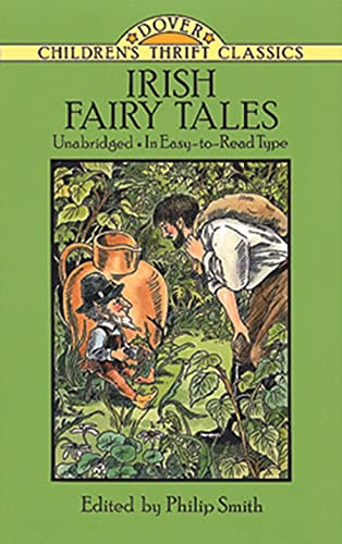 9780486275727: Irish Fairy Tales (Dover Children's Thrift Classics)