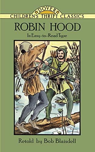 9780486275734: Robin Hood (Dover Children's Thrift Classics)