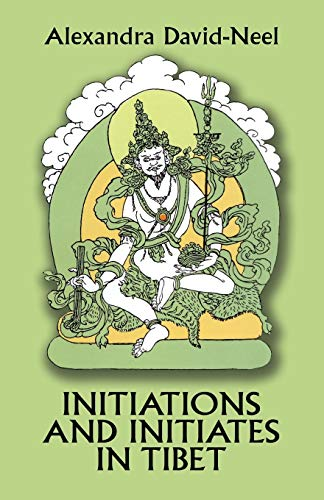 9780486275796: Initiations and Initiates in Tibet