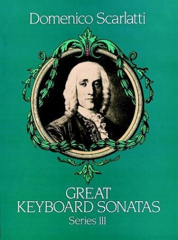 9780486275833: Great Keyboard Sonatas-Series III