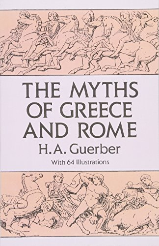 9780486275840: The Myths of Greece and Rome (Anthropology & Folklore S)