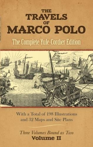 9780486275871: The Travels of Marco Polo: The Complete Yule-Cordier Edition, Vol. 2