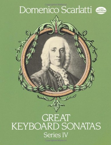 9780486276007: Great Keyboard Sonatas, Series IV (Dover Music for Piano)