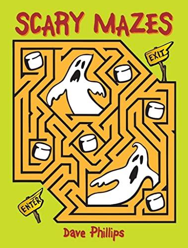 9780486276083: Scary Mazes (Dover Children's Activity Books)