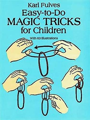 9780486276137: Easy-To-Do Magic Tricks for Children