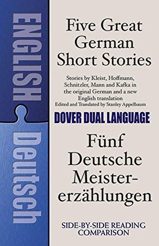 9780486276199: Five Great German Short Stories: A Dual-Language Book