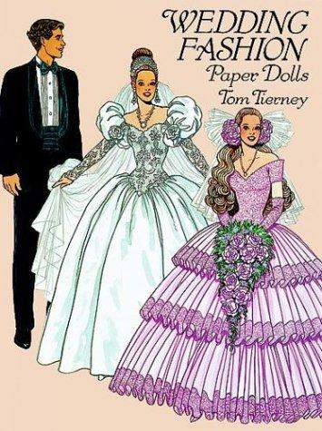 9780486276359: Wedding Fashion Paper Dolls