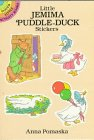 9780486276373: Little Jemima Puddle-Duck Stickers (Dover Little Activity Books Stickers)