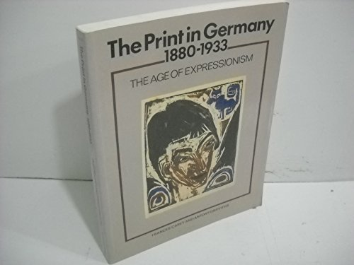 9780486276601: Print in Germany, 1880-1933: The Age of Expressionism