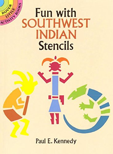 9780486276960: Fun with Southwest Indian Stencils (Dover Stencils)